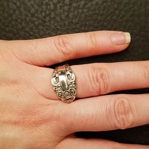 Spoon ring- size 6